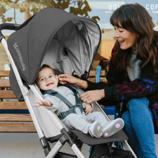 UPPAbaby MINU Compact Stroller