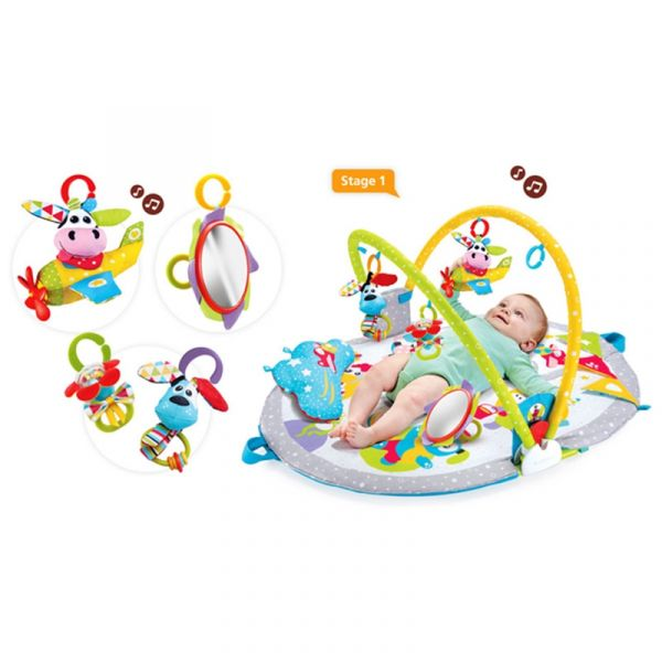 Yookidoo Gymotion® Lay To Sit-Up Play™