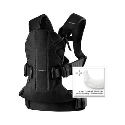 Babybjorn Baby Carrier One with Teething Bib