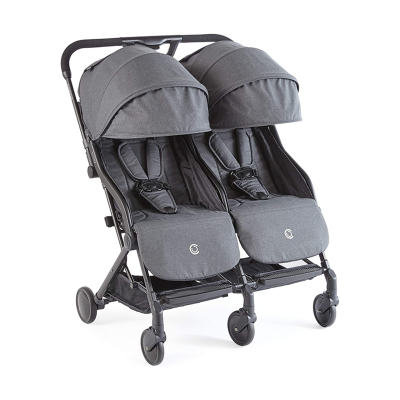 Kolcraft Contours Bitsy Compact Double Stroller