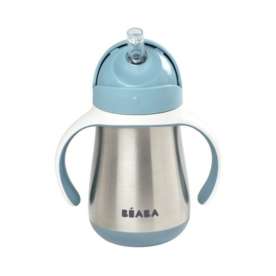 Beaba Stainless Steel Straw Cup 250 ml
