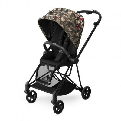 Cybex Mios Stroller Special Edition Butterfly
