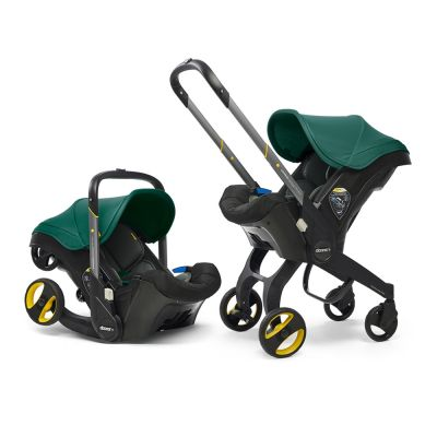 Doona+ Infant Car Seat and Stroller Racing Green