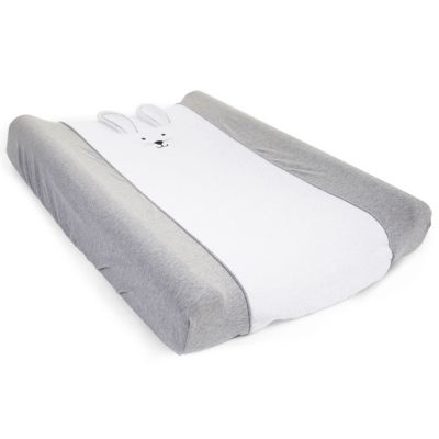 Childhome Changing Cushion Cover Rabbit Jersey