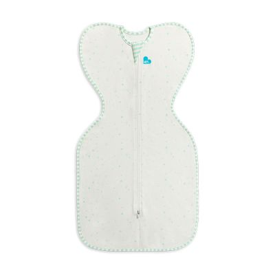 Love To Dream Swaddle Up Organic 1.0 Tog Mint
