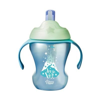 Tommee Tippee Explora Easy Drink Straw Cup Green