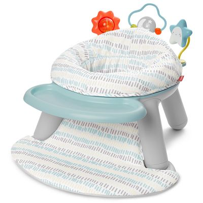 Skip Hop Silver Lining Cloud 2in1 Activity Floor Seat