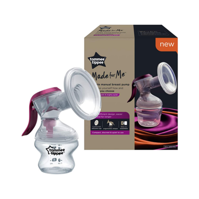 Tommee Tippee Made for Me Manual Breast Pump