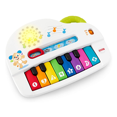 Fisher-Price Silly Sounds Light-Up Piano