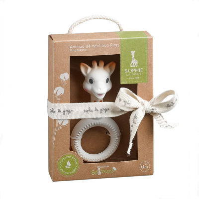 Sophie La Girafe So'Pure Ring Teether
