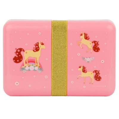 A Little Lovely Company Lunch Box Horse