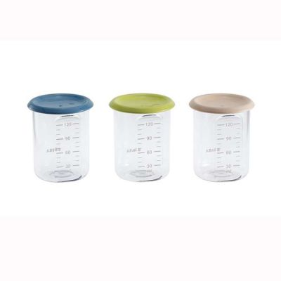 Beaba Maxi Portion Conservation Jars