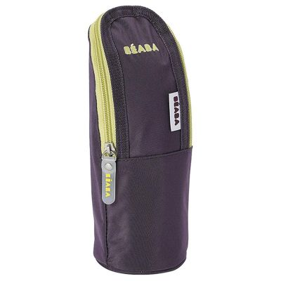 Beaba Isothermal Pouch Brown/Lime