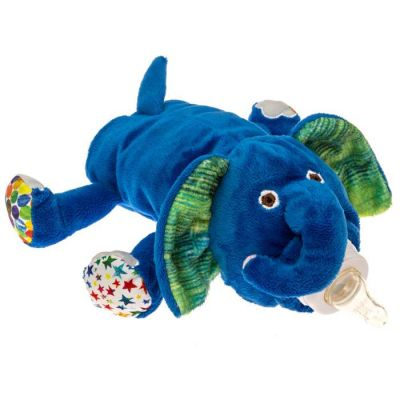 Bottle Pets Blue Elephant