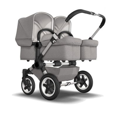 Bugaboo Donkey 2 Stroller Twin Limited Edition Mineral