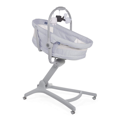Chicco Baby Hug Air 4-in-1 Stone