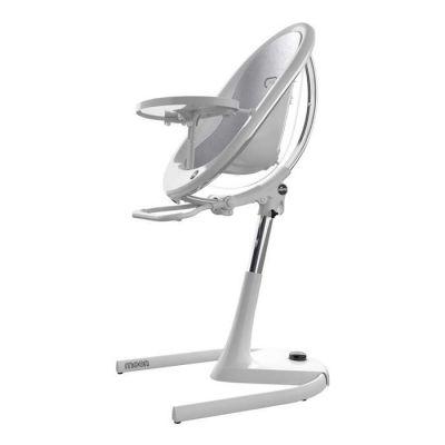 Mima Moon Highchair + Footrest