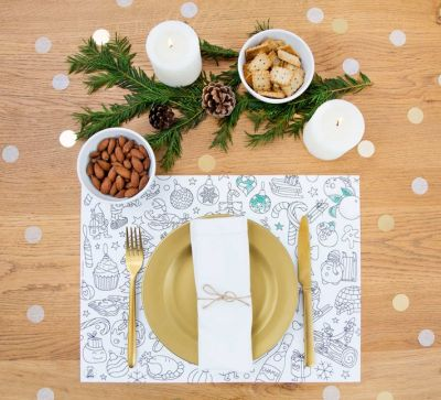 OMY Christmas Placemats