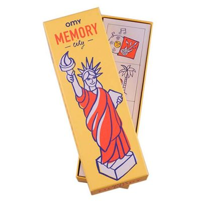 OMY Box of Memory Game