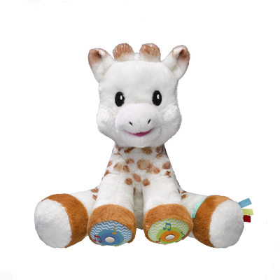 Sophie La Girafe Fresh Touch Touch & Music Plush